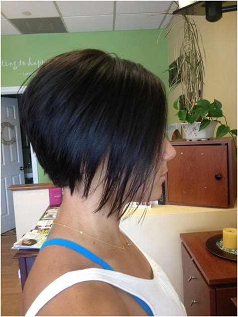 very short side view of stacked haircut pictures short bob hairstyles 2014 short hairstyles a line cut 2014