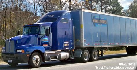 kenworth company truck trailer transport express freight logistic diesel