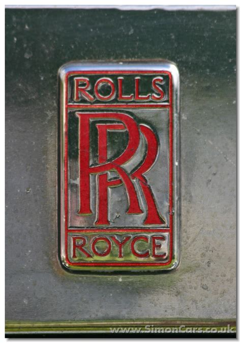 rolls royce badge simon cars rolls royce twenty