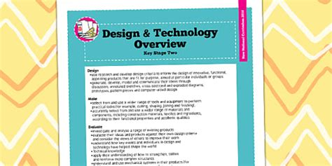 design and build contract pwd form db 2014 curriculum ks2 design and technology overview ks2 plan