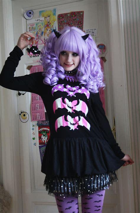 kawaii pastel goth fashion tumblr a pastel goth life ポイズンーキャンディーパレード