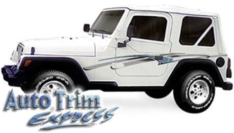 Auto Trim Express Decals by Vehicle Graphics Stingray Vehicle Graphics Small By