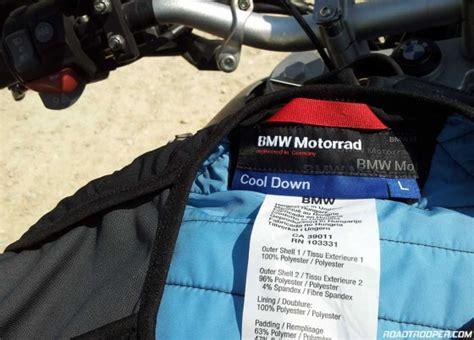 Bmw Motorrad Heated Vest by Road Trooper Independent Motorbike Touring Magazine