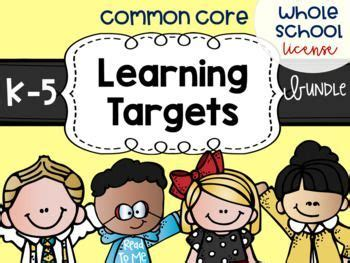 printable common core learning targets best 10 learning targets ideas on pinterest learning