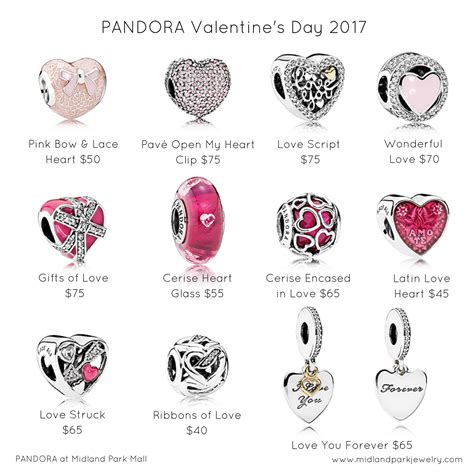Pandora S Day 2017 Pandora S Day 2017 Collection Pandora Midland