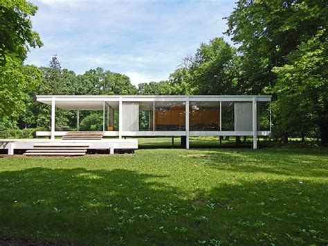 Moderner Wintergarten 1951 mies der rohe s farnsworth house may be getting a