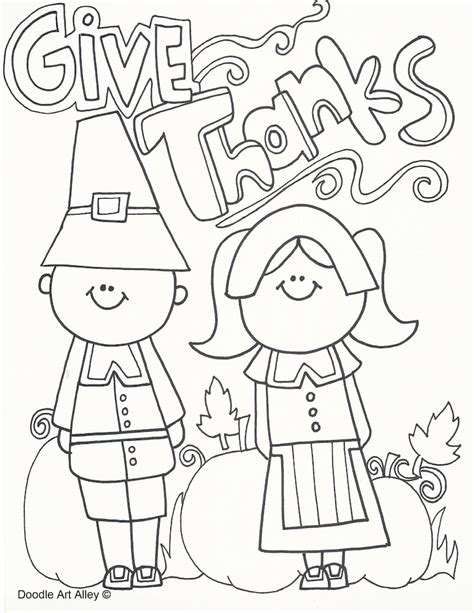 give thanks coloring page printable coloring pages