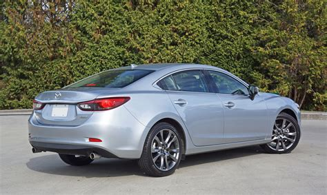 mazda car cost 2016 mazda6 gt road test review carcostcanada