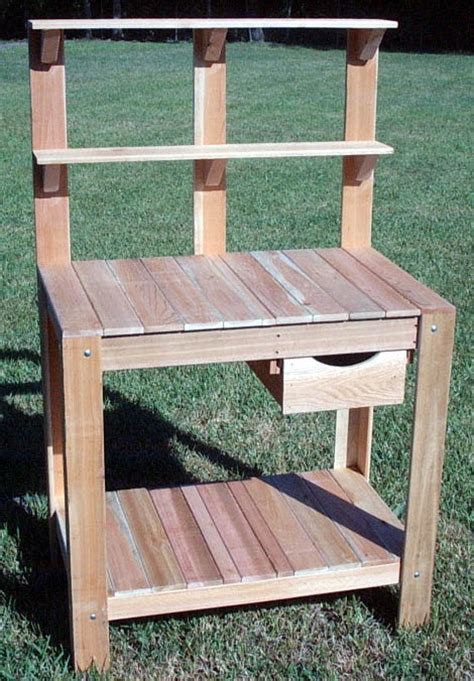 small potting bench how to build small potting bench plans pdf plans