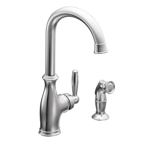 moen torrance kitchen faucet moen single lever kitchen faucet single lever kitchen