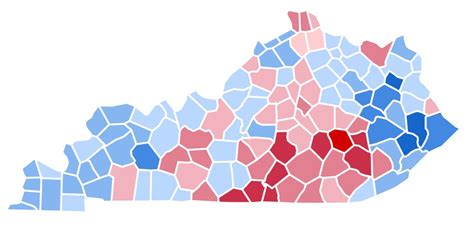 kentucky election map holy its november 8th the something awful forums