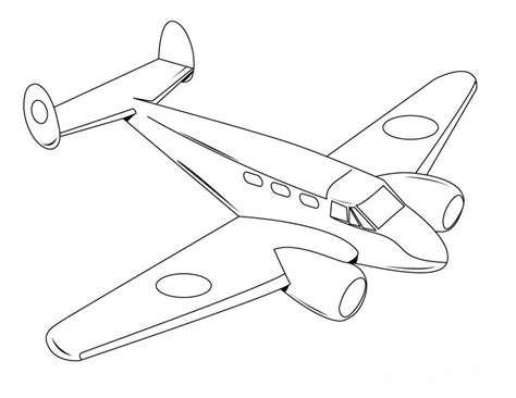 printable coloring pages airplane free printable airplane coloring pages for kids