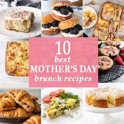 Best Mothers Day Brunch 10 Best S Day Brunch Recipes The Cookie Rookie