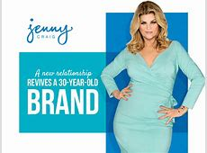 Advertising Campaign: Kirstie Alley's Return to Jenny ... Jennycraig Fitness