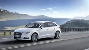 Audi A3 Sportback E Price 2017 Audi A3 E Sportback Remains Sole A3 With Hatch