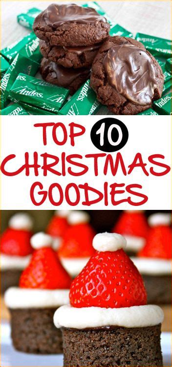 easy yummie desserts for christmas party by six sisters top 10 goodies celebrate the holidays with these delicious desserts