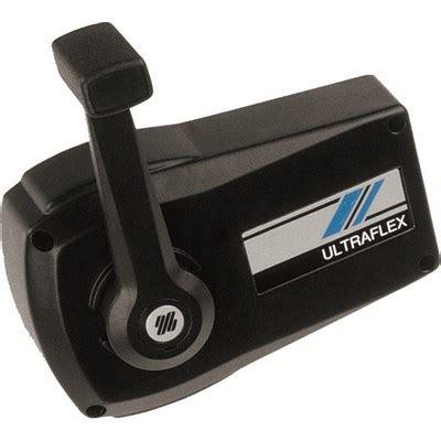 buitenboordmotor afstandsbediening ultraflex afstandsbediening zijmontage voor