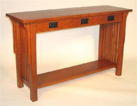 Oak Entry Table Wayborn Furniture 9043 Mission Entry Table Oak Best Sellers