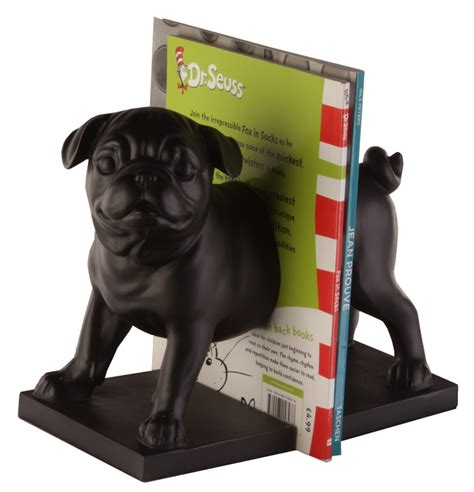 pug bookends 1000 images about pugs on pugs pug and brindle pug