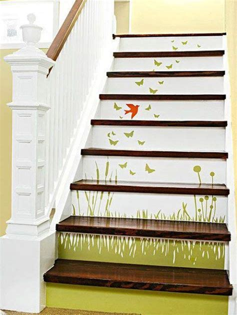 25 best ideas about painting stairs on paint stairs basements and painted stairs