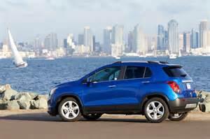 2015 Chevrolet Trax Ltz 2015 Chevrolet Trax Ltz Test Motor Trend