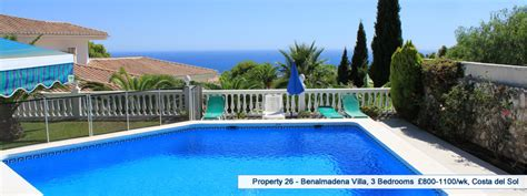 holiday appartments in spain holiday rentals spain costa del sol accommodation rent villas apartment rental