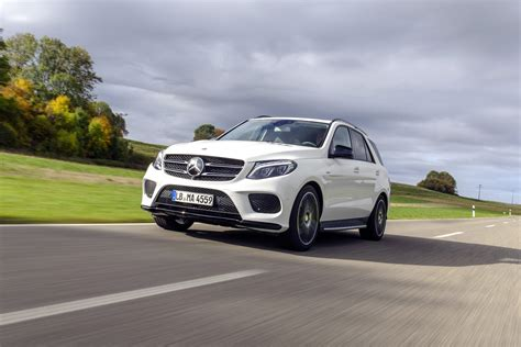 mercedes benz debuts gle  amg matic suv carscoops