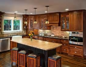 craftsman kitchen design what is typical for the delorme designs white craftsman style kitchens