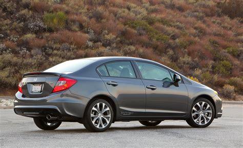 honda civic 2012 si car and driver