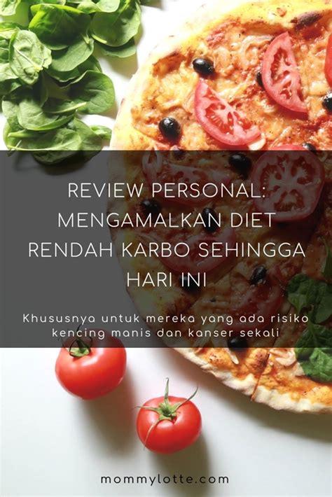 diet rendah karbo review shai mengamalkannya