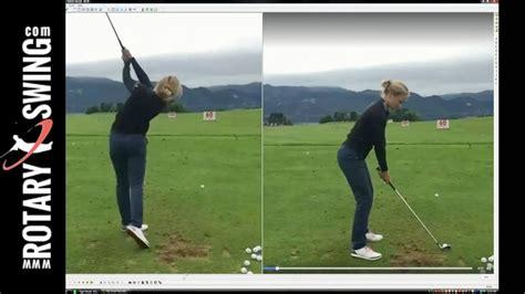 golf swing release nielsen golf swing powerful golf swing release