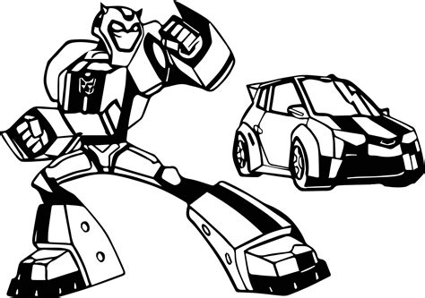 transformers car coloring page transformers and cars coloring page wecoloringpage