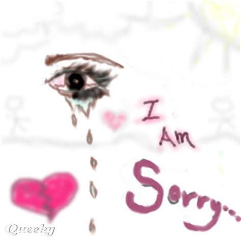 I M Sorry Sketches by Gallery I Am Sorry Drawings