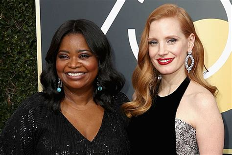 octavia spencer jessica chastain comedy jessica chastain and octavia spencer reuniting for new comedy