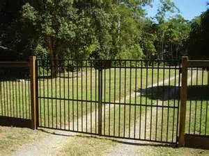 swinging gate gates