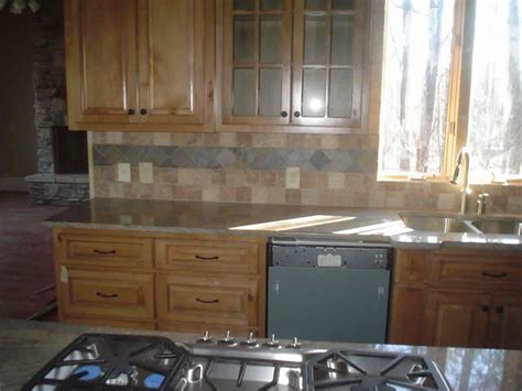 backsplash panels for kitchens copper backsplash sheeting kitchens using fasade
