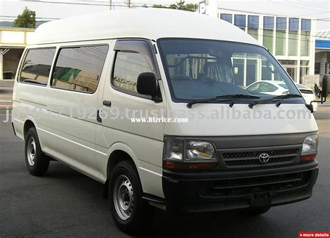 Used Toyota Hiace For Sale In Europe Used Toyota Hiace For Sale In Japan
