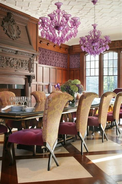 funky dining room set purple funky dining chairs room contemporary with sleek area rugs