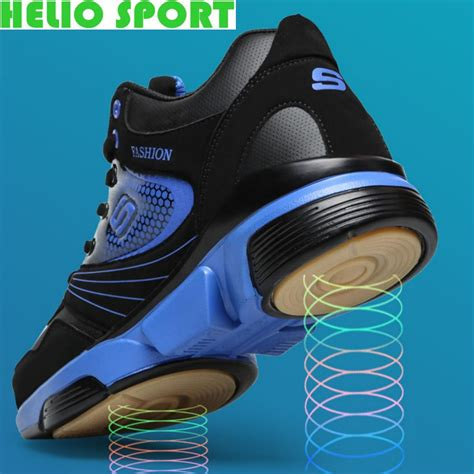 high top basketball shoes boots breathable non slip