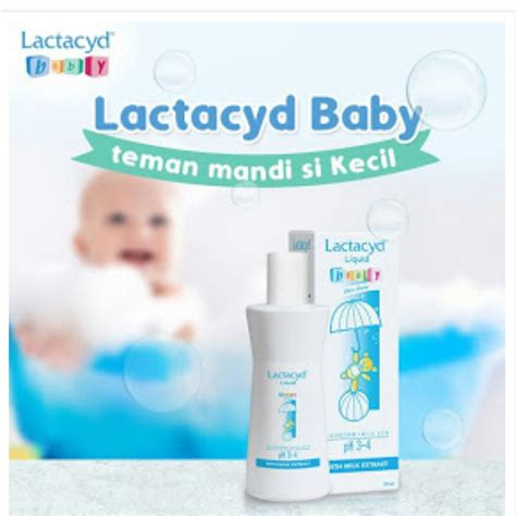 Sabun Lactacyd Untuk Bayi bayi aktif tanpa biang keringat berkat lactacyd baby
