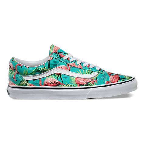vans flamingo pattern van doren old skool