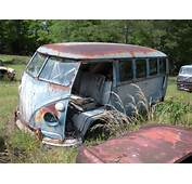 VW Bus  Lost Not Found Volkswagens And Volkrods Cars