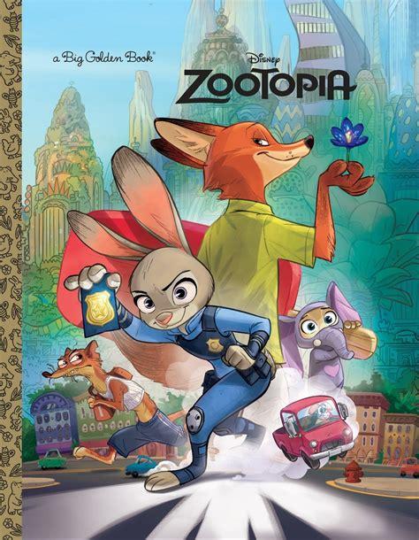 Zootopia big golden book disney wiki fandom powered by wikia