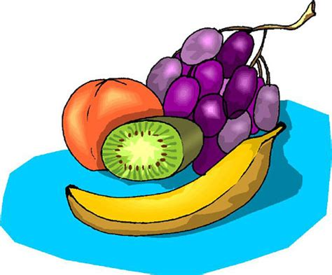 clipart of fruit