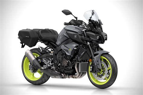 Motorrad Tourer by Yamaha Mt 10 Tourer Edition Hiconsumption