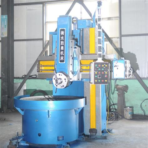 Double Column New Vertical Turret Lathes China Manufacturer