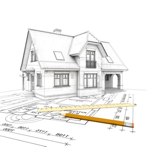 3d house drawing 3d building drawing house 3d drawing building contractors