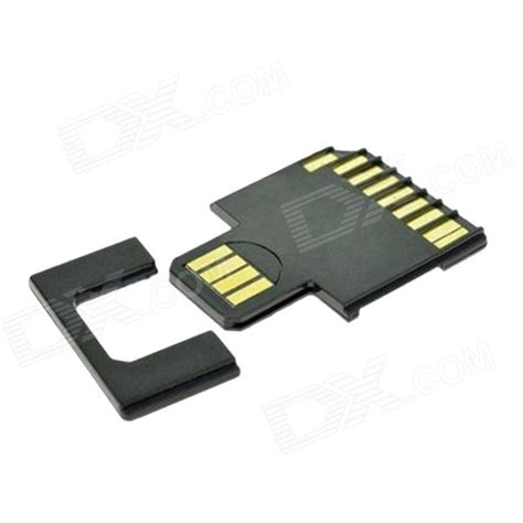 Adaptor Sd Card micro sd tf to sd card adapter usb card reader for