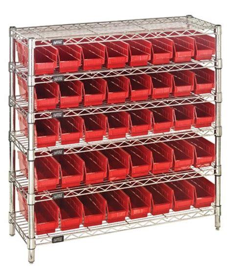 plastic storage bin wire shelving units wr