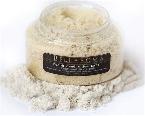 And Sea Salt Rub And Sea Salt Scrub pin by bellaroma on bellaroma skincare collection